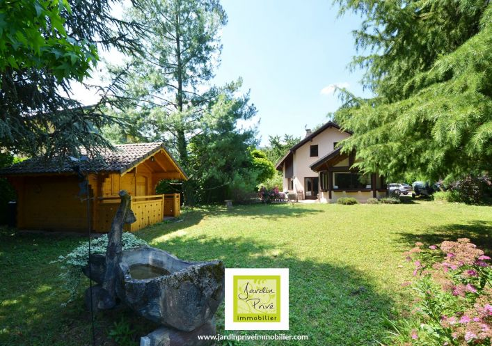 A vendre Villa Saint Jorioz | Réf 740062804 - Jardin privé immobilier