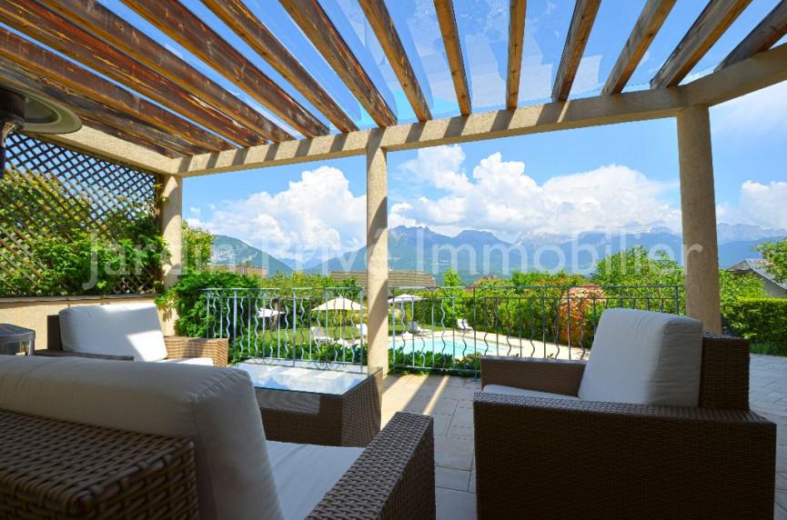 A vendre Sevrier 740062821 Jardin privé immobilier