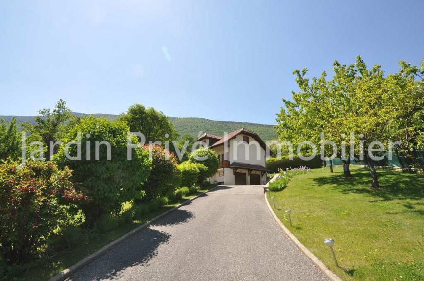A vendre  Saint Jorioz | Réf 740062825 - Jardin privé immobilier