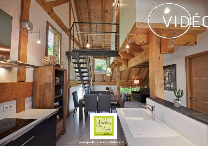 A vendre Maison de hameau Menthon Saint Bernard | Réf 740062830 - Jardin privé immobilier