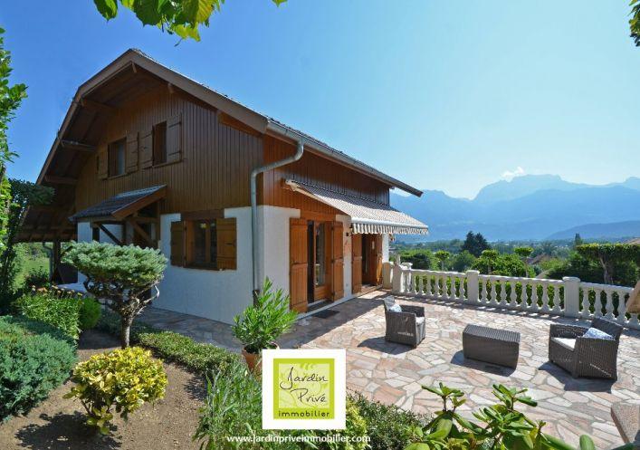 A vendre Maison Saint Jorioz | Réf 740062831 - Jardin privé immobilier