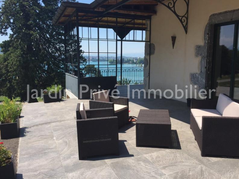 A vendre Annecy Le Vieux 740062839 Jardin privé immobilier