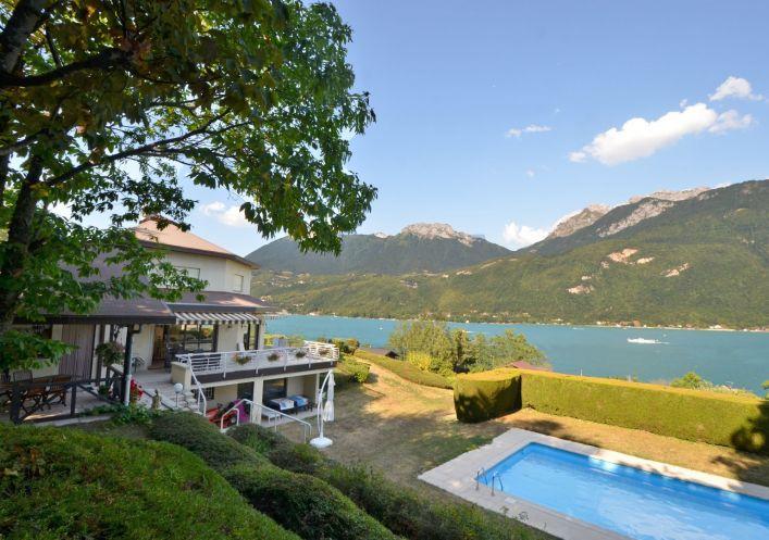 A vendre Propriété Duingt | Réf 740062844 - Jardin privé immobilier