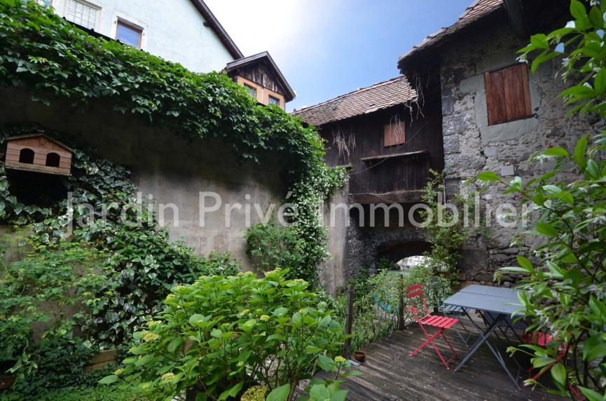 A vendre Annecy 740062851 Jardin privé immobilier