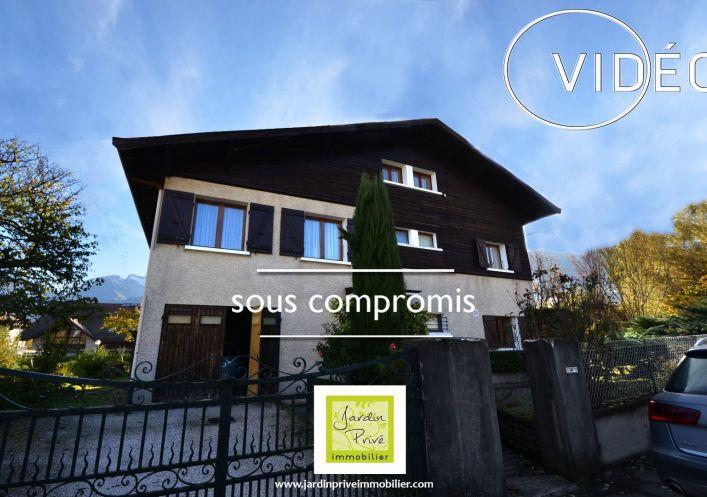 A vendre Villa Saint Jorioz | Réf 740062862 - Jardin privé immobilier