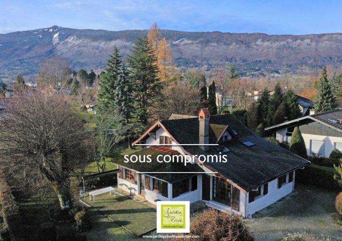 A vendre Propriété Saint Jorioz | Réf 740062865 - Jardin privé immobilier