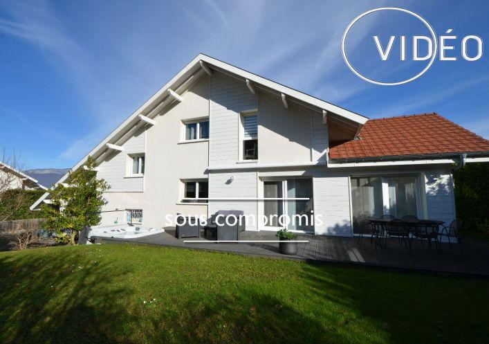 A vendre Villa Saint Jorioz | Réf 740062866 - Jardin privé immobilier