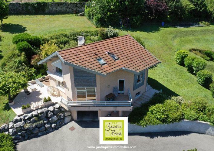 A vendre Villa d'architecte Saint Jorioz | Réf 740062870 - Jardin privé immobilier