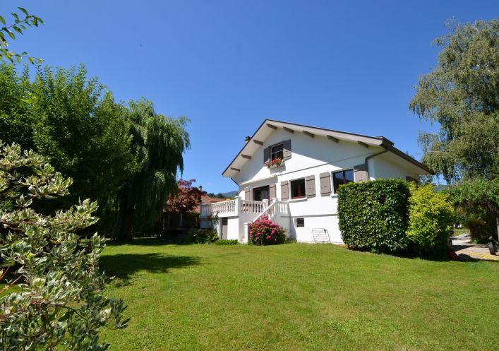 A vendre Villa Saint Jorioz   Réf 740062892 - Jardin privé immobilier