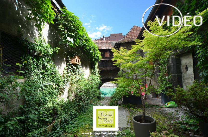 A vendre  Annecy   Réf 740062896 - Jardin privé immobilier