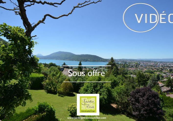 A vendre Appartement terrasse Annecy Le Vieux | Réf 740062904 - Jardin privé immobilier