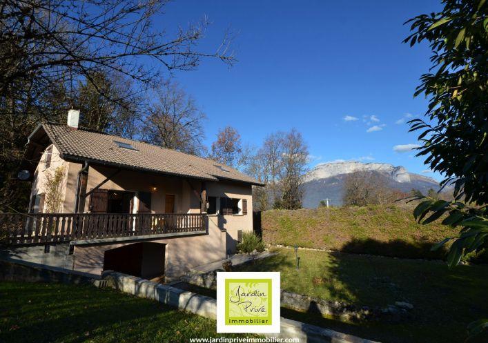 A vendre Villa Menthon Saint Bernard | Réf 740062912 - Jardin privé immobilier