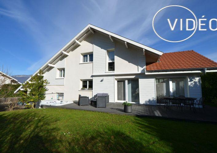 A vendre Villa Saint Jorioz | Réf 740062914 - Jardin privé immobilier