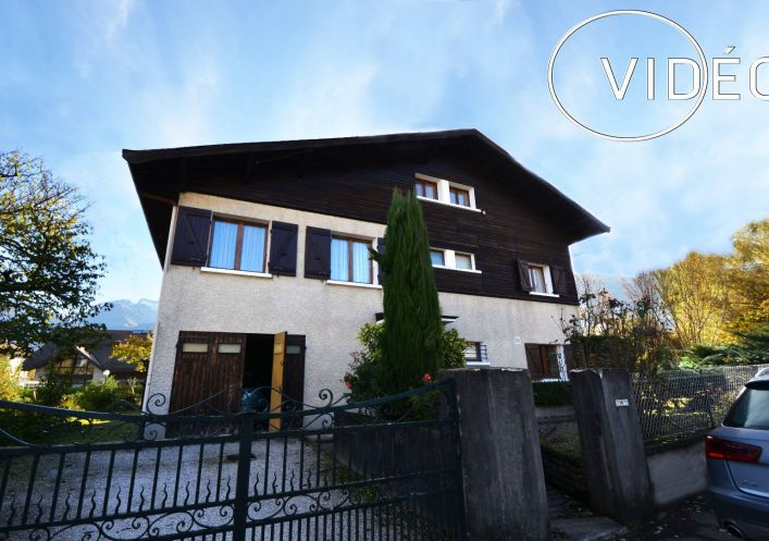 A vendre Villa Saint Jorioz | Réf 740062915 - Jardin privé immobilier