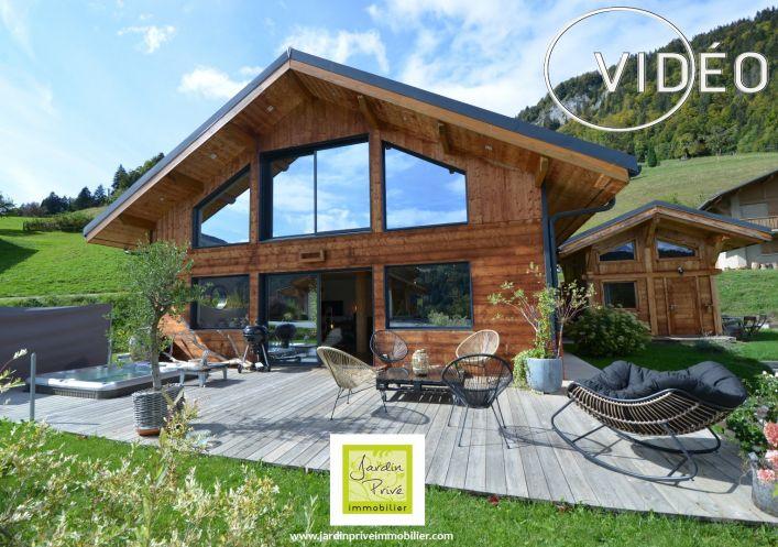 A vendre Chalet Saint Nicolas La Chapelle | Réf 740062924 - Jardin privé immobilier
