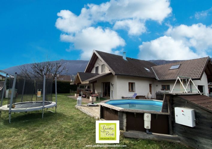 A vendre Maison Saint Jorioz | Réf 740062928 - Jardin privé immobilier
