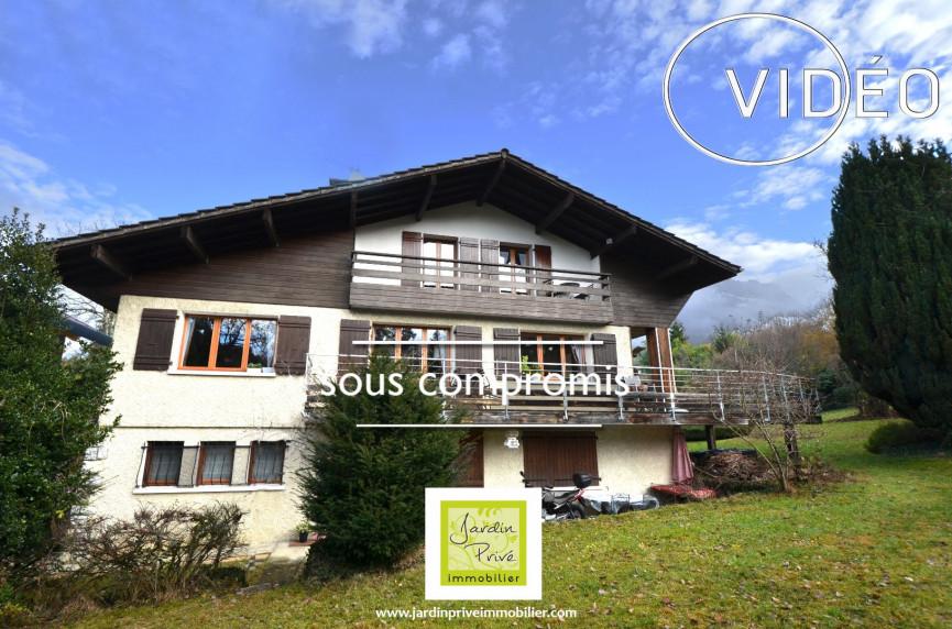 A vendre  Menthon Saint Bernard   Réf 740062931 - Jardin privé immobilier