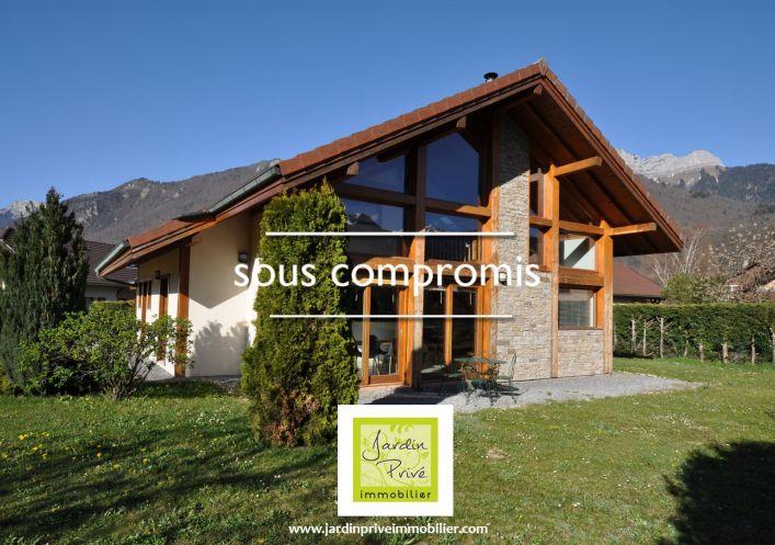 A vendre Maison Doussard | Réf 740062934 - Jardin privé immobilier