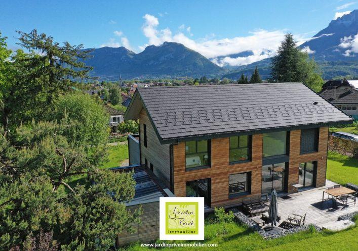 A vendre Maison à ossature bois Saint Jorioz | Réf 740062962 - Jardin privé immobilier