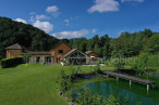 A vendre  Chavanod   Réf 740062973 - Jardin privé immobilier