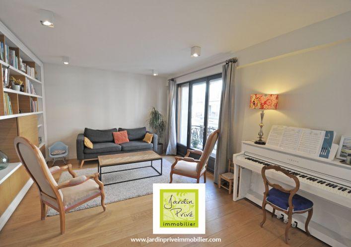 A vendre Appartement bourgeois Annecy   Réf 740062976 - Jardin privé immobilier