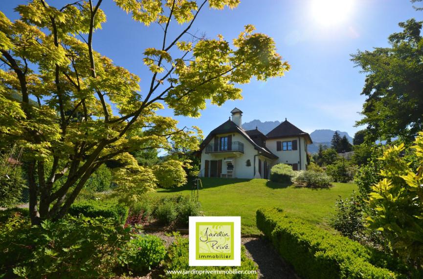 A vendre  Menthon Saint Bernard   Réf 740062980 - Jardin privé immobilier