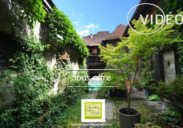 A vendre Appartement bourgeois Annecy | Réf 740062998 - Jardin privé immobilier