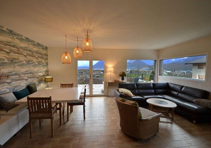 A vendre Villa Saint Jorioz   Réf 740063004 - Jardin privé immobilier