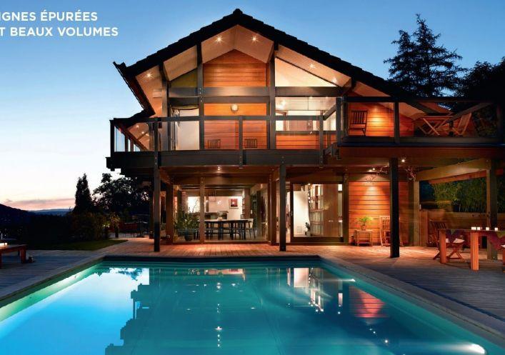 A vendre Maison à ossature bois Pringy | Réf 740063010 - Jardin privé immobilier