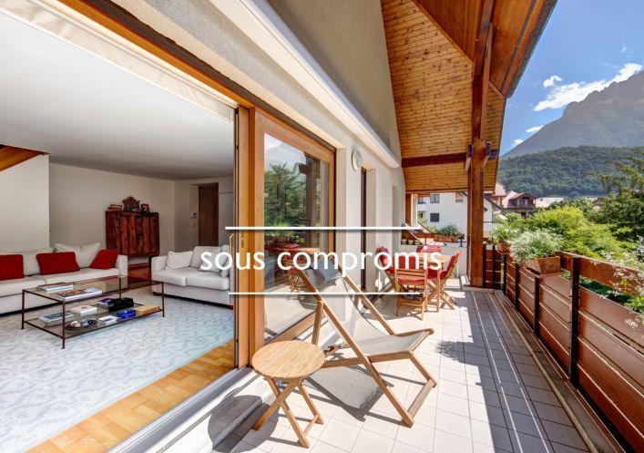 A vendre Duplex Menthon Saint Bernard | Réf 740063011 - Jardin privé immobilier