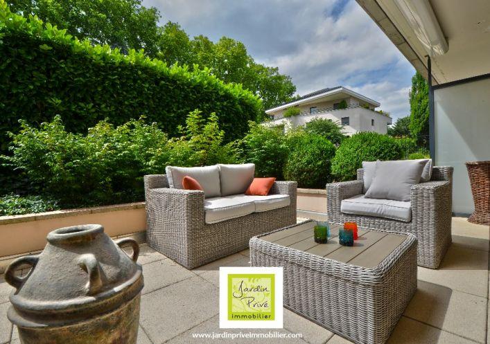 A vendre Appartement en rez de jardin Annecy | Réf 740063012 - Jardin privé immobilier