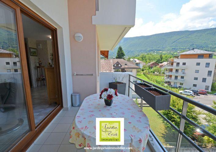 A vendre Appartement Saint Jorioz | Réf 740063013 - Jardin privé immobilier