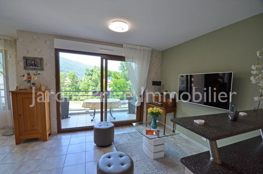 A vendre  Saint Jorioz   Réf 740063013 - Jardin privé immobilier