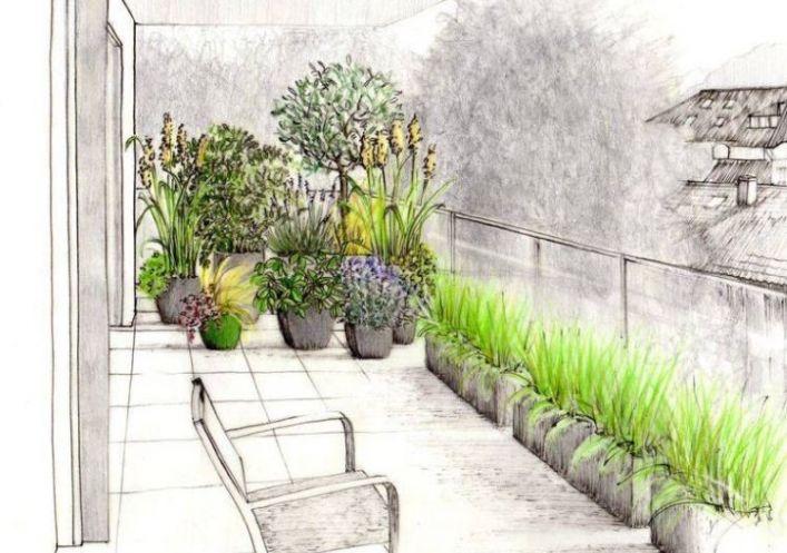 A vendre Appartement bourgeois Annecy | Réf 740063014 - Jardin privé immobilier
