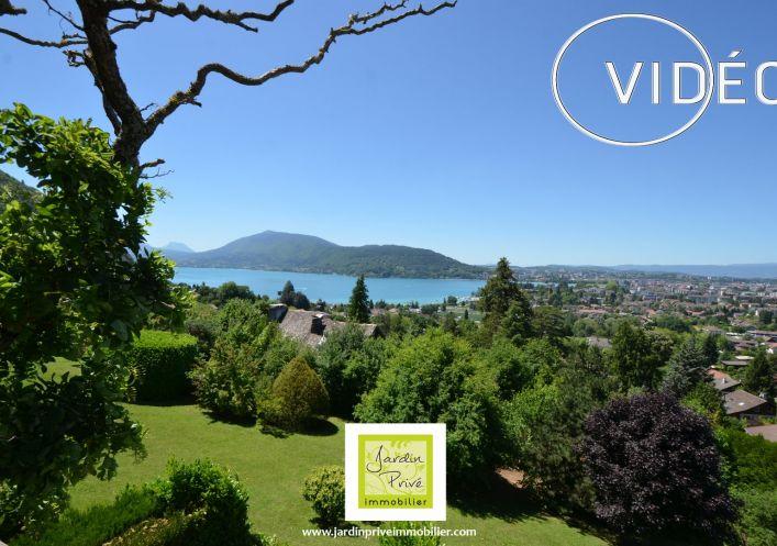 A vendre Appartement terrasse Annecy Le Vieux | Réf 740063018 - Jardin privé immobilier