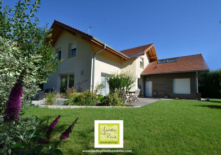 A vendre Villa Saint Jorioz | Réf 740063019 - Jardin privé immobilier