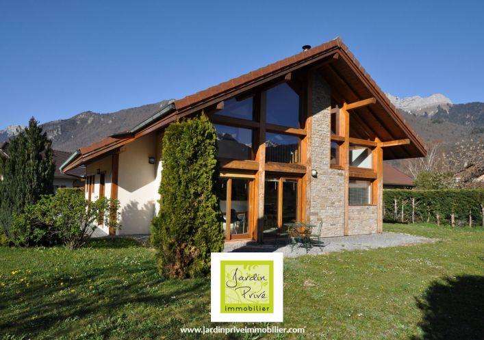A vendre Maison Doussard | Réf 740063023 - Jardin privé immobilier