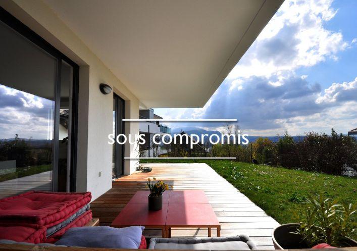 A vendre Appartement en rez de jardin Annecy Le Vieux | Réf 740063035 - Jardin privé immobilier