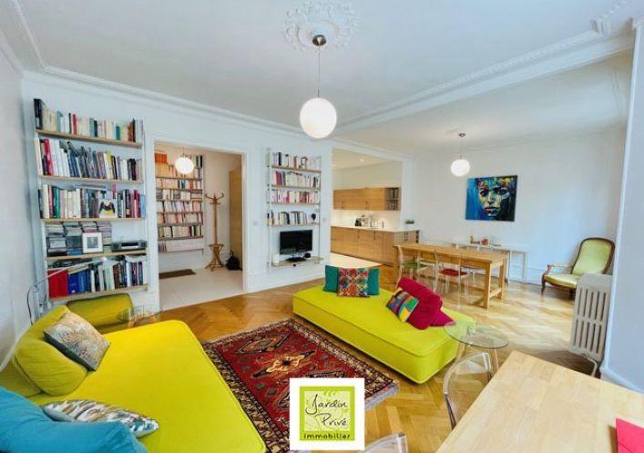 A vendre Appartement bourgeois Annecy | Réf 740063048 - Jardin privé immobilier