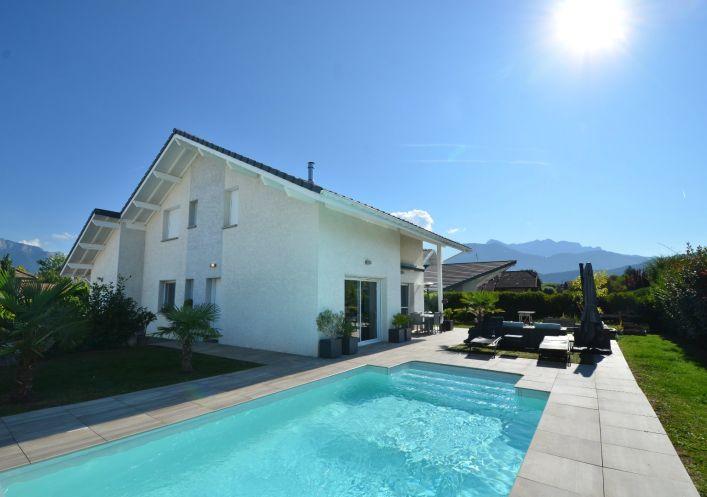 A vendre Maison contemporaine Saint Jorioz | Réf 740063049 - Jardin privé immobilier