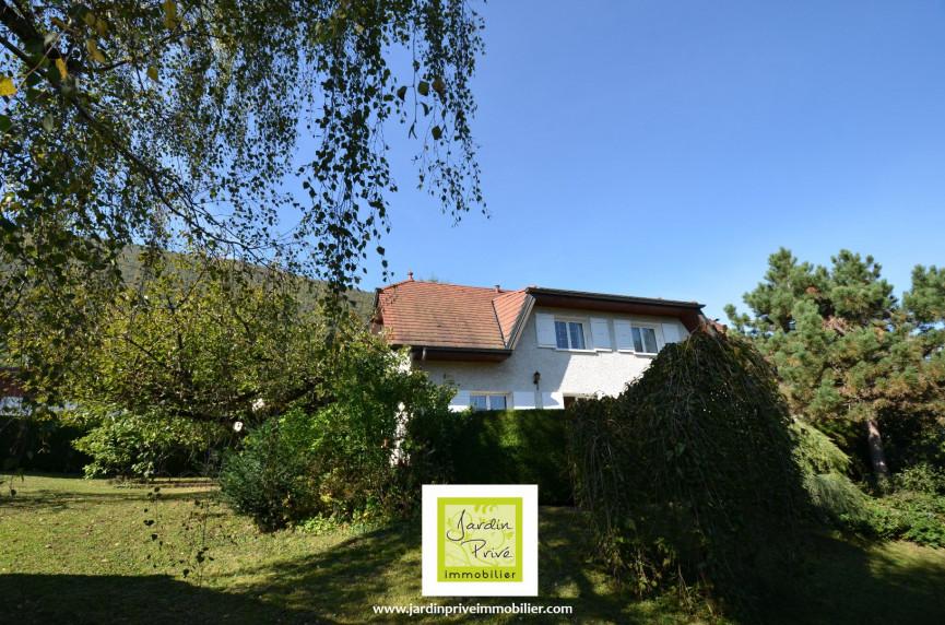 A vendre  Sevrier   Réf 740063054 - Jardin privé immobilier