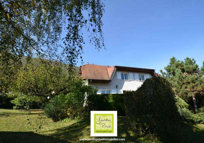 A vendre Maison Sevrier   Réf 740063054 - Jardin privé immobilier