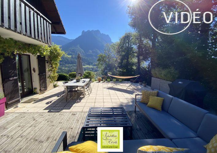 A vendre Maison Menthon Saint Bernard   Réf 740063063 - Jardin privé immobilier