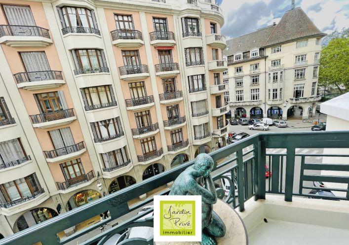 A vendre Appartement bourgeois Annecy | Réf 740063066 - Jardin privé immobilier
