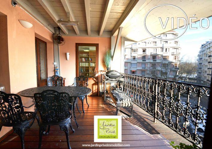 A vendre Appartement bourgeois Annecy | Réf 740063071 - Jardin privé immobilier