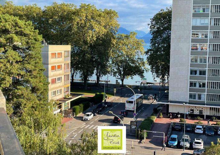 A vendre Appartement ancien Annecy | Réf 740063072 - Jardin privé immobilier