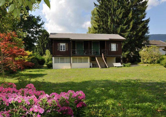 A vendre Saint Jorioz 74006408 Jardin privé immobilier