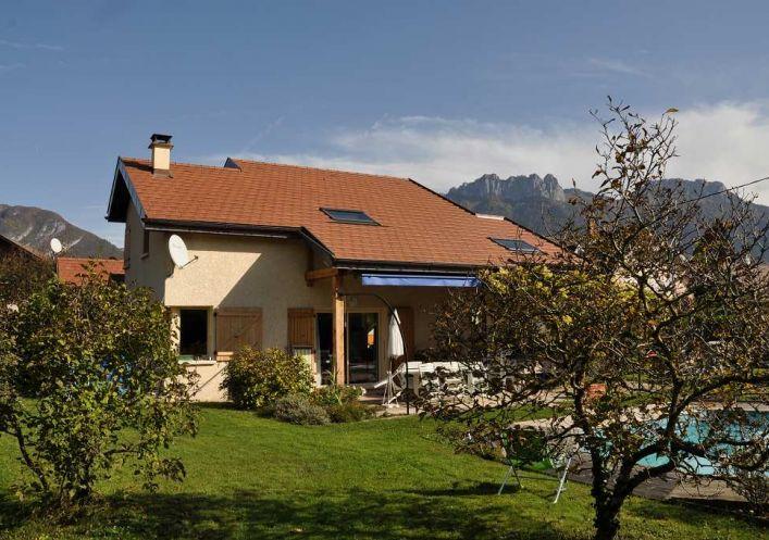 A vendre Saint Jorioz 74006763 Jardin privé immobilier