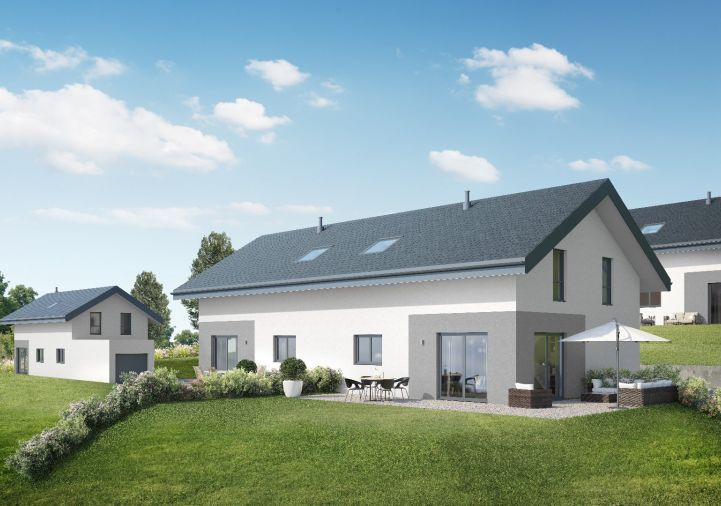 A vendre Maison en vefa Gaillard   R�f 7400754703 - Wellcome immobilier maurienne