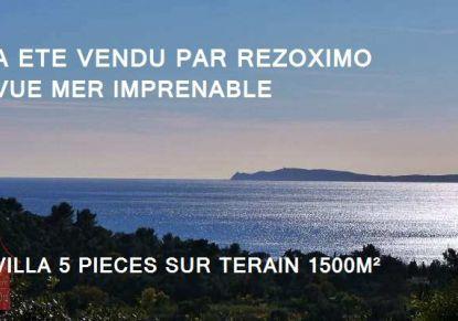 A vendre La Croix Valmer 7401411268 Rezoximo